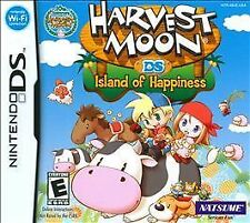 Harvest Moon: Island of Happiness  (Nintendo DS) Complete Game