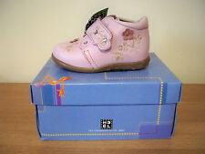 Brand New Noel Girls Mini Bus Ankle Boots Pink rrp £45.00 E301