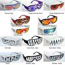 Macho Man Sunglasses (Choose Your Style) Randy Savage Costume WWF Party New
