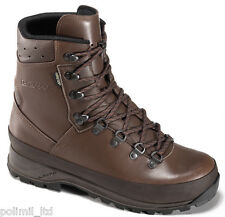 Lowa Boots Mountain Gtx Gore-Tex Mod Brown Military Combat Waterproof All Sizes