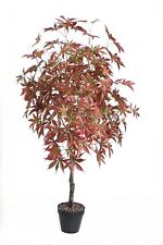 Best Artificial 150cm 5ft Japanese Maple Tree Plant Office Conservatory Plastic