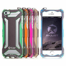 Transformers For iPhone 6 6S Plus 5 5s Aluminum Metal Bumper Armor Cover Case