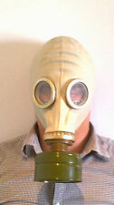 Gas Mask GP-5 (mask and filter), Gray, Soviet Russian, NEW, Vintage, ALL SIZES