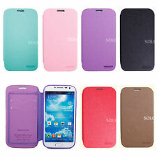 Solozen Jelly Flip Case for Samsung Galaxy S5/mini S4/Active,mini S3 S2(i9100) _