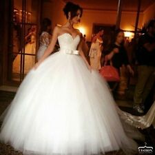 Bling Bling Princess Wedding Dresses Ball Gowns Sparkly Shinning Bridal Gowns