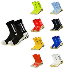 New Men's Sport Rugby Football Soccer Socks Anti-slip  Short Ankle stockings