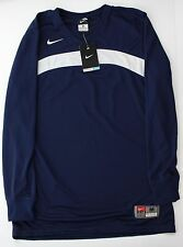Nike Womens Dri Fit Elite Defender Long Sleeve Shooting Jersey Shirt 392925 S M