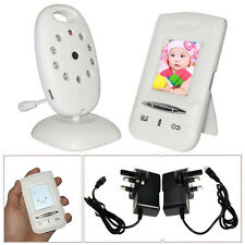 """New 2"""" LCD Video Baby Monitor Security System Cameras Wireless with Night Vision"""