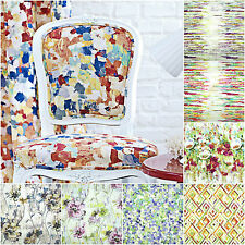 Prestigious Textiles Printworks Collection Digital Fabric | 7 Designs 6 Colours