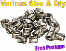 Metric Helicoil Thread Repair Inserts Wire Tap Various Sizes M5 M6 M8 M10 M12
