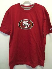 NEW NFL SAN FRANCISCO 49ERS FOOTBALL SHORT SLEEVE  T-SHIRT