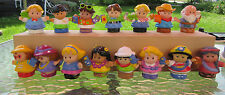 63 Fisher-Price Little People & animals/people -YOU PICK combined shipping disc