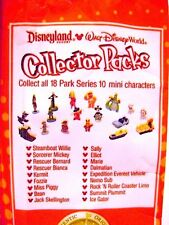 Disney Collector Packs Park Series 10 Disneykin You Choose your Own Mini Figure