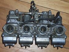 1976 Honda CB550 Carburetor 27mm(?) Used Sold As-Is For Parts No Returns