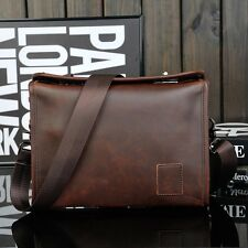 Men's Briefcase Business Shoulder Leather Bag Men Messenger Bags Handbag