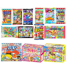 USA Kracie Happy Kitchen Popin Cookin Japanese DIY Candy Making Kit Selections