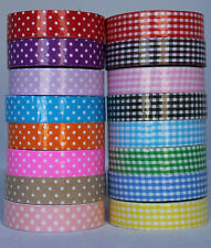Decorative Paper Washi Tape Making Sticker Glue Adhesives 5m For DIY Gifts