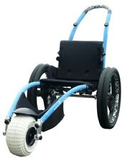 Hippocampe All Terrain Wheelchair for Beach and Snow