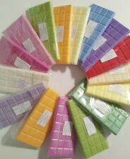 SOY WAX MELT CANDLE, TART, BAR, BLOCK  60 - 120 Fragrances Your Choice Free post