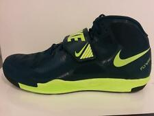 Nike Zoom Javelin Elite 2 Track & Field Shoes Nightshade Volt W / Spikes & Bag