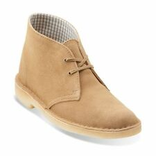 New CLARKS Womens Originals Desert Boot Oakwood Suede Lace Up Shoes 26111496