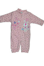 Baby Girl infant cater's 1pc long sleeve outfit play sleep suit wear clothes