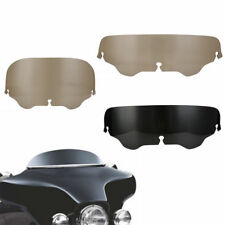 Smoke/Black Windshield Screen For Harley Touring Street Glide Electra FLHT FLHX
