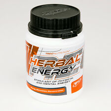 Herbal Energy 60-180 Tablets Guarana Korean + American Ginseng Root Energy Pills