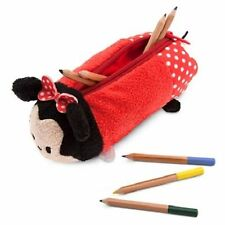 Disney Tsum Tsum Pencil Case Minnie Mouse, Dumbo or Marie from the Aristocats