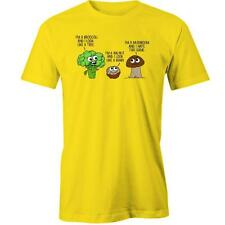 Mushroom I Hate This Game Vegetables T-Shirt Funny Rude Adults Humour Tee New