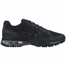 NEW MENS NIKE AIR MAX EXCELLERATE 3 2015 RUNNING SHOES TRAINERS BLACK / BLACK