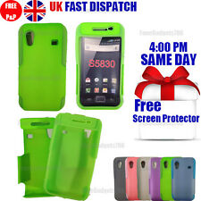 SHOCK PROOF HYBRID SILICONE CASE & FREE SCREEN PROTECTOR FOR Galaxy Ace S5830