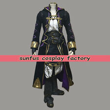 Fire Emblem Awakening Avatar Mai yunitto Robin Daraen Cosplay Costume Game 3DS