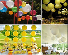Chinese Paper Lantern Lampshade Party Wedding Decoration Garden Lamp Ideal Sizes