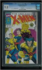 Uncanny X-Men #275 CGC 9.8 Blue Label Jim Lee Cover Wolverine