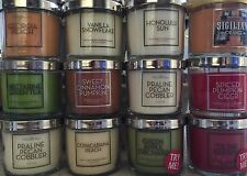Bath and Body Works 4 ounce candles you mix and match you choose