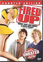 Fired Up. Original Theatrical Edition. DVD (2009)  *Disc Only*
