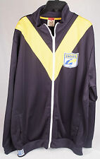 First 18 Official AFL West Coast Eagles Mens Full Zip Athletic Jacket 2XL