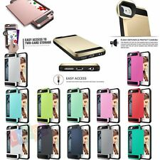 Luxury Aluminum Thin Mirror Metal Case Back Cover For Apple iPhone6 6S Plus 5/5S
