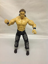 "2005 Jakks WWE John Morrison Deluxe Aggression 7"" Action Figure"