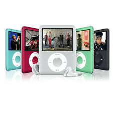 "New 32GB Slim MP3 MP4 Player With 1.8"" LCD Screen FM Radio, Video Games & Movie"