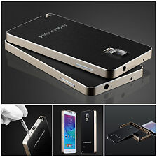 Luxury ultra-thin All Metal Aluminum Case Cover For Samsung Galaxy Note 4 N9100