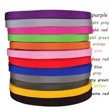 1 Inch(25mm) Nylon Webbing Strapping Lots Color-Choosing and Length Choosing New