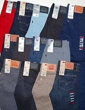 Levis Mens 511 Slim Skinny Fit Jeans ^*Many Colors and Sizes*^ NWT 32 34 30 36 x