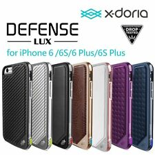 X-doria Defense LUX Case Cover Drop Test for iPhone 6 6S Plus with Protector US