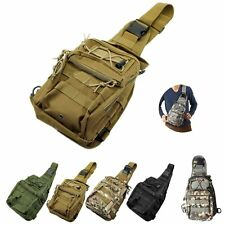 Military Tactical Assault Rucksacks Sports Travel Camping Hiking Shoulder Bags