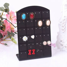 24 pairs Earrings Display Stand Convenient Jewelry Holder ShowCase Tool Rack one