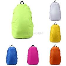 Waterproof Dust Rain Cover For Travel Camping Backpack Rucksack Bag 5 Sizes A93