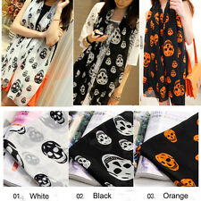 New Hot Lady Fashion Long Wrap Women's Shawl Leopard Chiffon Scarf Scarves
