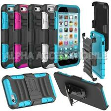 """TPU Shockproof Hybrid Rugged Stand Clip Case Cover For Apple iPhone 6 6S 4.7"""""""